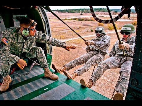 United States Army Air Assault School Camp Rilea Oregon Youtube
