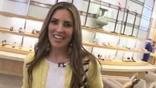 Fox Good Day LA, Jillian Reynolds - shopping for shoes