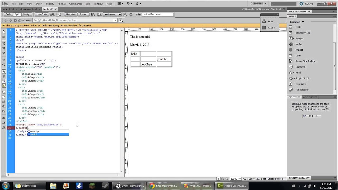 how to write api in javascript alert