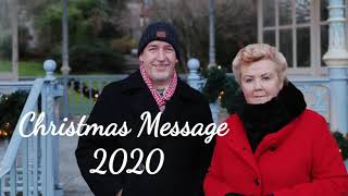 Christmas Message 2020