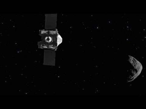 What the OSIRIS-REx asteroid mission is all about