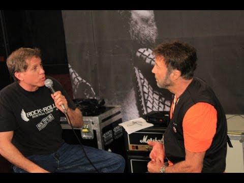 Tony Scott interviews Paul Rodgers.