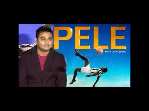 Father Trains Pele -Pele Origional Sound Track -A.R.Rahman