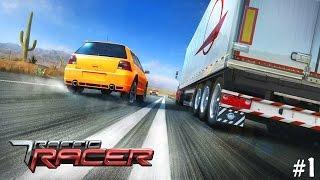 Трафик Рейсер #1 Пикап  Игра про машинки для детей Traffic Racer #1 A game about cars for children