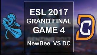 Video Grand Final [Highlights] DC vs Newbee Game 4 - ESL ONE GENTING 2017 download MP3, 3GP, MP4, WEBM, AVI, FLV Maret 2018