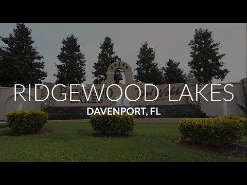 Ridgewood Lakes | Davenport, FL