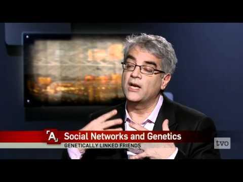 Nicholas Christakis: Social Networks and Genetics