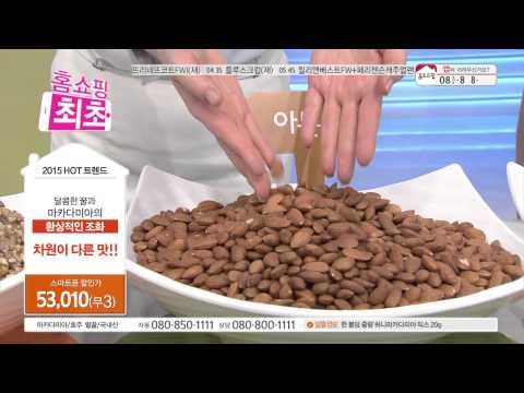 [홈&쇼핑] 썬너트 허니 마카다미아 하루견과