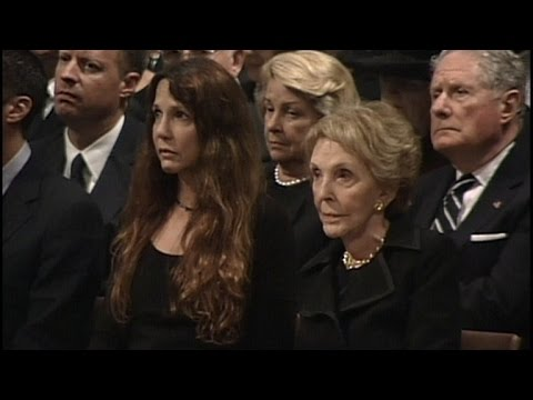 Reagan's Daughter Slams 'Haters' Who Criticized Her Reaction to Mom's Death