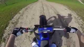 Dirt Bike Jumping Casey Bray GoPro yz250