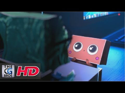 """CGI Animated Shorts: """"Out Of Breath"""" - by Michael """"Gimmick"""" Mac!"""