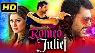 Jayam Ravi South Indian Romantic Hindi Dubbed HD Movie | Romeo Juliet l Hansika Motwani,Poonam Bajwa