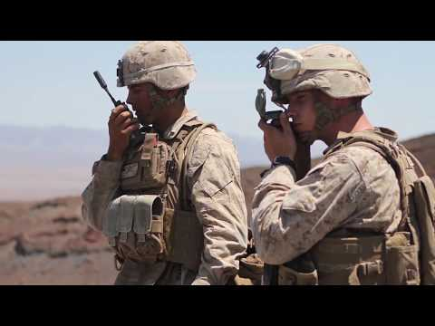 Marine Fire Support Operations (HD)