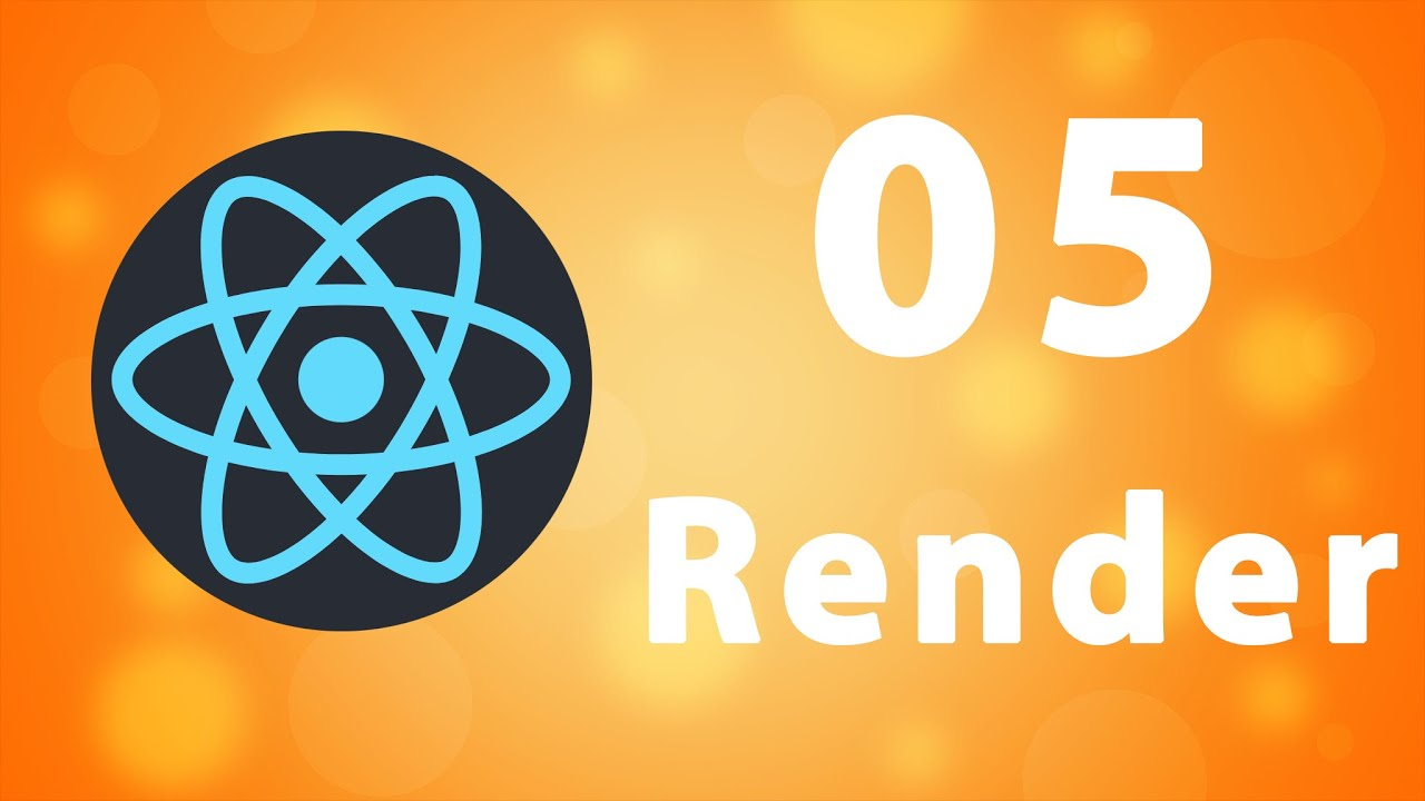 React Complete Guide: 5- Rendering Elements