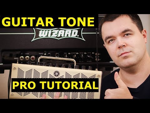 Guitar Tone! Dial in! Amp Settings and Unique EQ Tutorial: Explained by Pro Recording Engineer