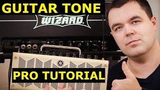 Download Guitar Tone! Dial in! Amp Settings and Unique EQ Tutorial: Explained by Pro Recording Engineer MP3 song and Music Video