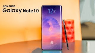Samsung Galaxy Note 10 (2019) Triple Camera, Features, || Introduction - 5G || CONCEPTS 2019!