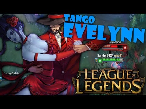 """League of Legends #7 - """"bear with me"""" [Evelynn Jungle]"""
