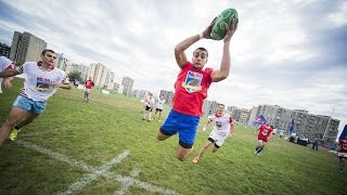 5x5 Touch Rugby Tournament - Red Bull Lelos