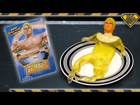 You Will Never Look At Stretch Armstrong The Same Again