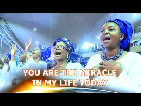 Faith Tabernacle Mass Choir sings I am Acknowledging You