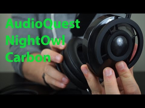 AudioQuest NightOwl Unboxing and Impressions