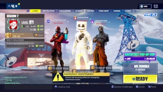 Fortnite marshmallow skin and dance emote give away