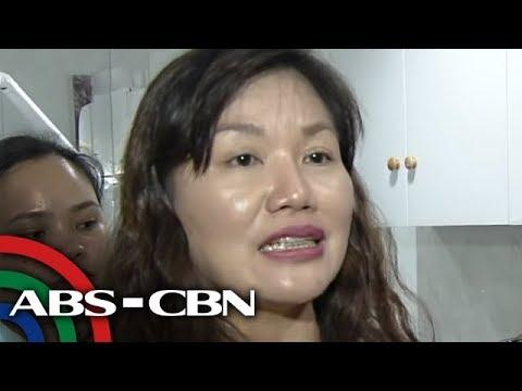 TV Patrol: Honeylet, iginiit na malusog si Duterte