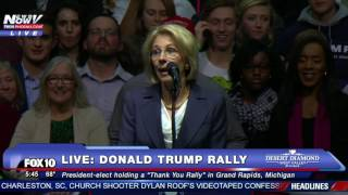 FULL: Donald Trump Thank You Tour 2016 - Grand Rapids, Michigan (FNN)