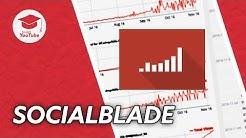 YouTube Kanäle vergleichen und Analytics ansehen mit Socialblade