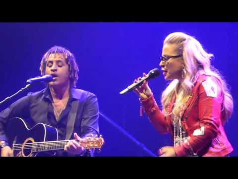 Everything Burns - Anastacia At The London Palladium Ultimate Collection Tour 02.05.16