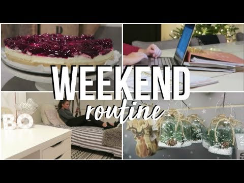 Weekend Routine | Bo