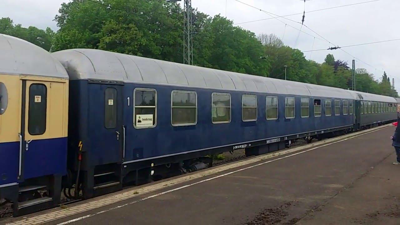 Bahnhof Löhne ausfahrt 012 066 7 nach goslar im bahnhof löhne westf