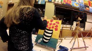 US Painting Class (30 Second Review)