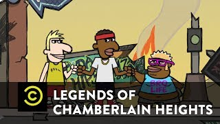 Legends of Chamberlain Heights - Riot for the Neighborhood