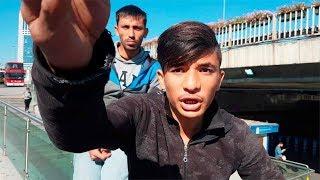 Trafikte Cam Sil Terörü Estiren Tinerciler Bize Demir Sopayla Saldırdılar