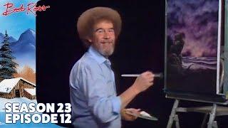 Bob Ross - Crimson Tide (Season 23 Episode 12)