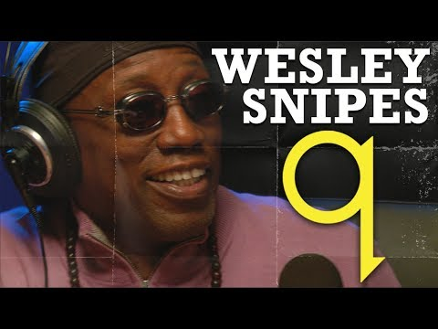 Wesley Snipes on almost not doing Blade and his most famous lines