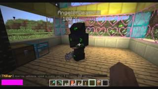 Minecraft Как гриферить деревом? Гриф сундуков !