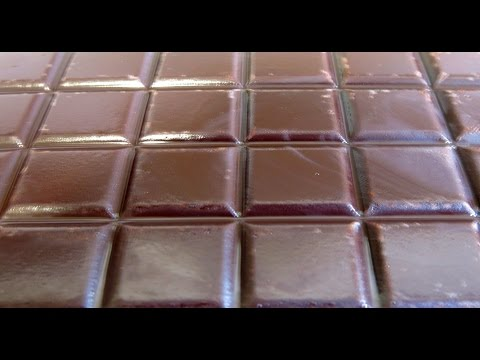 HOW TO MAKE MILK CHOCOLATE
