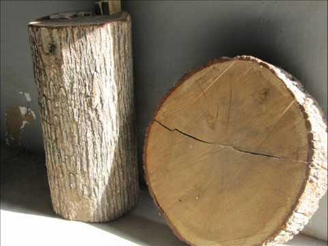 Estructura de la madera de youtube for Zapateros de madera de roble
