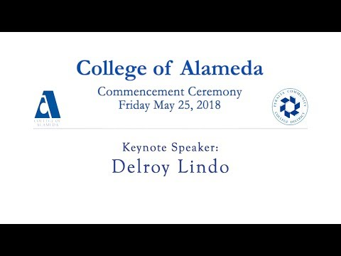 College of Alameda - 2018 Commencement