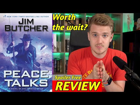 PEACE TALKS - Dresden Files Review