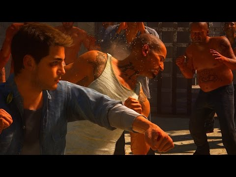 Uncharted 4: A Thief's End - Cinematic Playthrough: Episode 1 - The Lure of Adventure