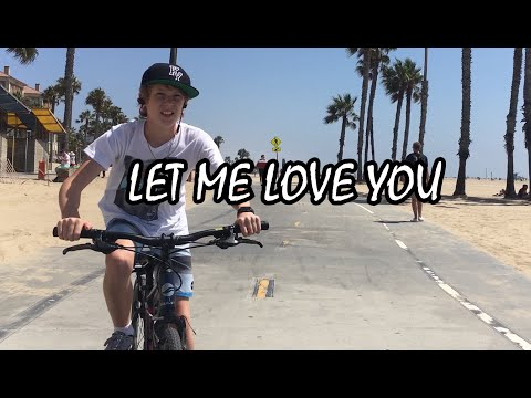 Let Me Love You - Cover by Ky Baldwin (DJ...