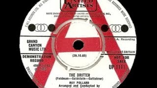 Ray Pollard - The Drifter . ( Northern Soul )