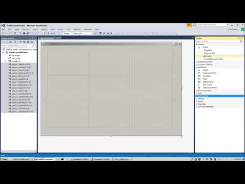 OpenCV Traffic Cone Detection Tutorial in Visual Basic - YouTube