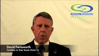 David Farnsworth for 2014 State Senate LD16 - Question 7