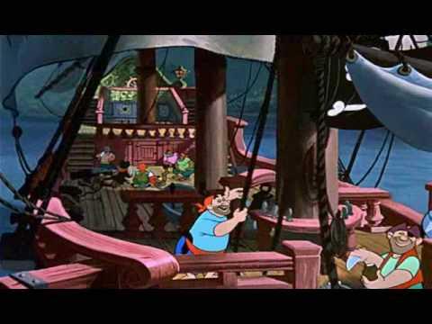 Peter Pan: je bent verwent als je zeerover bent