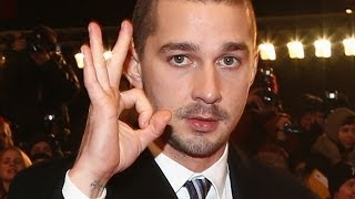 Video Shia LaBeouf Responds to Jim Carrey's Golden Globes Diss download MP3, 3GP, MP4, WEBM, AVI, FLV Mei 2018